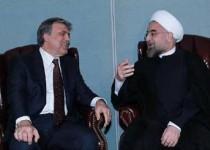 دعوت عبدالله گل از روحانی برای سفر به ترکیه