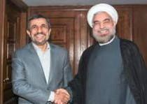 انتقاد عجیب روزنامهحامیهاشمی از عزاداری روحانی و احمدینژاد