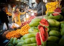 قیمت انواع میوه در شب یلدا