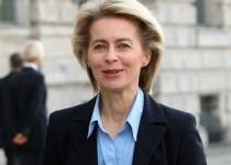 مادر 7 فرزند، وزیر دفاع آلمان میشود