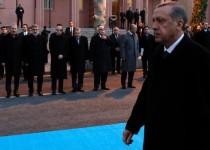 اردوغان کابینه جدید معرفی کرد
