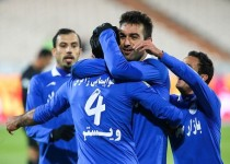 استقلال با 2 گل ملوان را حذف کرد / پیروزی تراکتور سازی مقابل نفت
