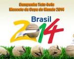 گروهبندی جام جهانی فوتبال ۲۰۱۴ +جدول