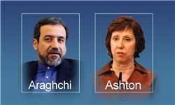 عراقچی: اشتون اطمینان داد ۱+۵ مصمم به اجرای توافقنامه است
