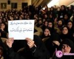 روحانی در جمع دانشجویان دانشگاه شهید بهشتی/تصاویر