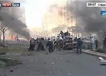 انفجار مهیب در نزدیک مجتمع دولتی در بیروت/ترور مشاور سعدالحریری