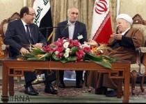 هاشمی رفسنجانی به ریاست جمهوری رفت