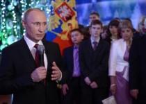 تعهد پوتین برای نابودی همه تروریستها