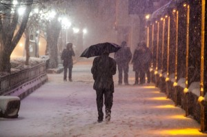 ادامه بارش باران و برف تا هفته آینده / 24 استان کشور به زیر صفر میروند
