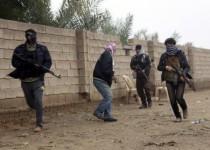 ادامه جنگ میان نیروهای دولتی عراق و القاعده در فلوجه و الرمادی