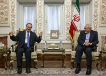 """ظریف: اعلام هرگونه پیش شرط برای حضور ایران در """"ژنو 2"""" بی معنا است"""