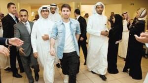 باشگاه الهلال در پی جذب مسی!