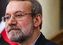 لاریجانی : درشتگویی مسئولان آمریکا، تودهنی ایران را در پی دارد