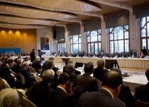 پایان نشست افتتاحیه کنفرانس ژنو 2