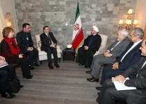 رییسجمهور: فضای موجود برای گسترش مناسبات ایران و اروپا مثبت است