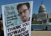 اسنودن: هیچ شانسی برای محاکمه عادلانه در آمریکا ندارم