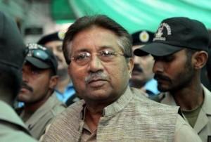 پرویز مشرف میخواهد برای درمان از پاکستان خارج شود