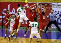 هندبال ایران پرافتخارترین تیم آسیا را متوقف کرد