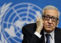 اخضر ابراهیمی: مذاکرات ادامه مییابد / هنوز به موفقیت دست نیافتهایم