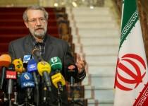 لاریجانی: خط مقاومت کلید امنیت و آرامش در لبنان و منطقه است