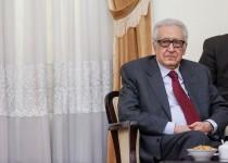 اخضر ابراهیمی: حضور ایران در مذاکرات صلح سوریه میتواند مفید باشد