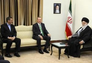 رهبر معظم: ظرفیتهای گسترده ایران و ترکیه، زمینه مساعد گسترش روابط است