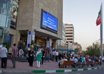 سعیدیپور: فکر میکنم استقبال از سینماها تا شب به حد انفجار برسد