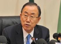 بان کی مون: مرحله اول مذاکرات ژنو 2 شاهد پیشرفتهایی بود