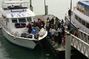 افزایش نرخ بلیت سفرهای دریایی در نوروز + نرخ بلیت در مسیرهای مختلف