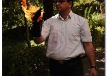 ساخت جلیقه ضدچاقو و دستکشهای ضدبرش و آتش در کشور