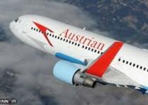 ازسرگیری پروازهای اتریش به تهران