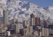 افزایش قیمت تراکم در تهران