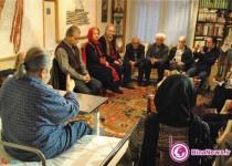 پدرسالاریها به عیادت « محمد علی کشاورز» رفتند