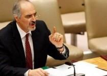 بشار الجعفری: سناریوی آمریکا در سوریه شکست خورده است