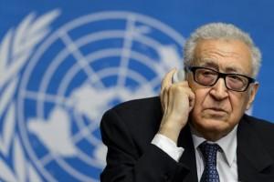 الابراهیمی: دور دوم مذاکرات ژنو 2 بهتر از دور نخست نیست