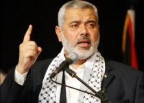 هنیه: هدف از محاصره غزه، به زانو درآوردن مقاومت است