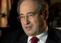 فیصل المقداد: اجازه نمیدهیم آمریکا آینده سوریه را تعیین کند