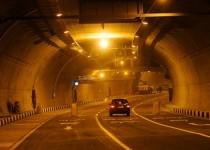 نصب سیستمی در تونلهای شهری برای جلوگیری از ورود خودروهای سنگین