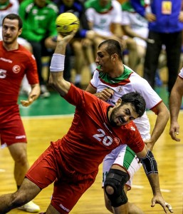 هندبالیستهای ایران برای کسب مدال برنز به مصاف امارات میروند