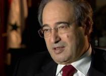فیصل مقداد:همچنان به اجرای توافقنامه امحای تسلیحات شیمیایی پایبندیم