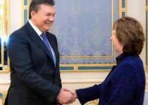 اشتون: حل بحران اوکراین تلاش بیشتری میطلبد