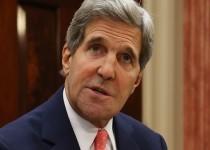 کری: دخالت نظامی آمریکا در سوریه خطرناک است