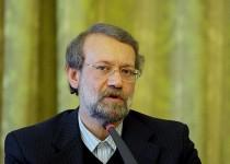 لاریجانی: سرنوشت مردم سوریه باید از صندوق رای بیرون بیاید