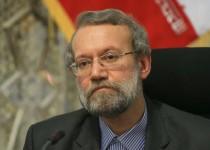واکنش هیات آمریکایی به اظهارات ضد صهیونیستی لاریجانی در تونس