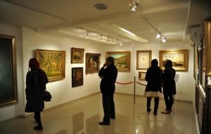 برنامه گالریهای تهران در روزهای پایانی بهمنماه