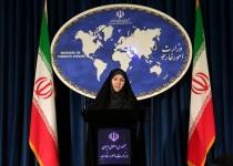 سخنگوی وزارت خارجه حمله تروریستی به کنسولگری ایران را محکوم کرد