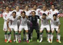دیدار تدارکاتی تیم ملی با آفریقای جنوبی در تهران
