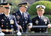 آمریکا و کره جنوبی مانورهای نظامی مشترک را برگزار میکنند