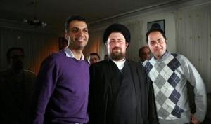 سورپرایز فردوسی پور در شب پیروزی انقلاب
