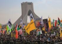 بازتاب حضور گسترده مردم در راهپیمایی 22 بهمن در رسانههای خارجی